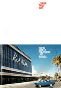 Cover Manic Street Preachers - Louder Than War - Live In Cuba [DVD]